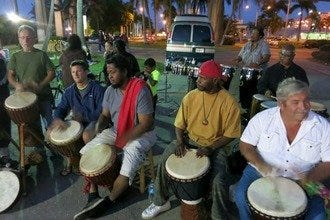 Fort Myers Drum Circle