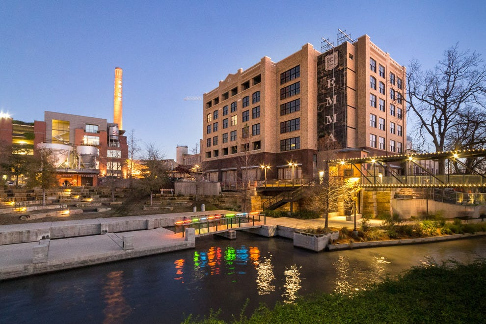 Hotels In San Antonio >> Hotel Emma San Antonio Hotels Review 10best Experts And Tourist