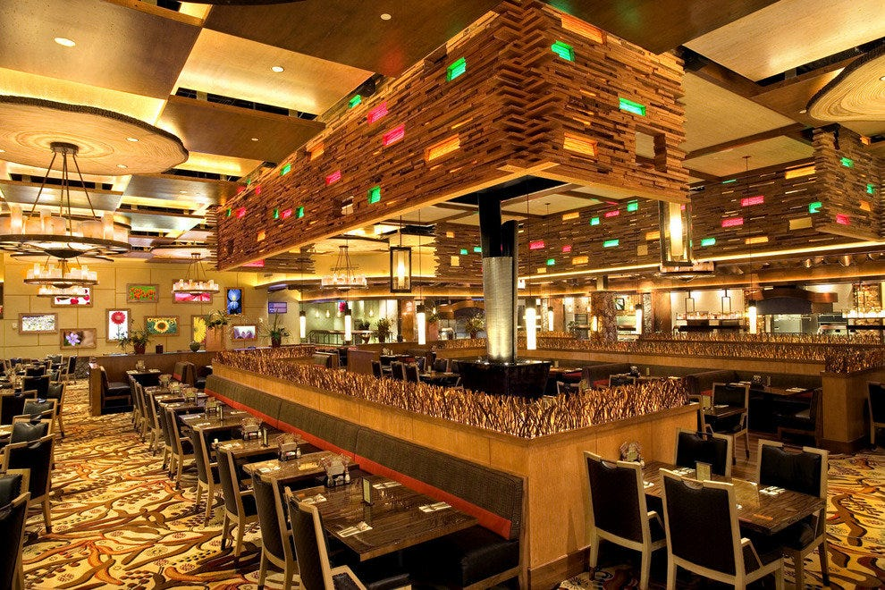 Vegasbuffetscom The Silverton casino buffet Las Vegas NV