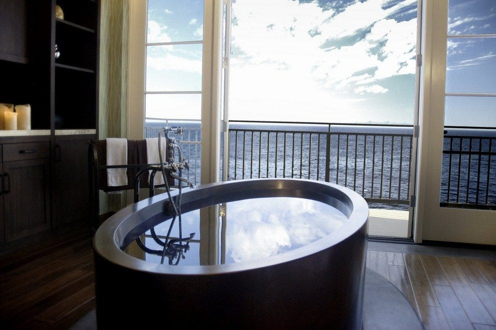 Ocean Prelude Treatment at Terranea Resort