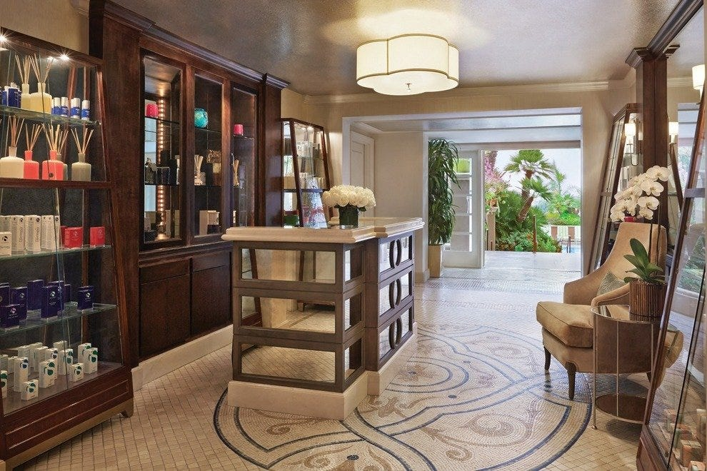 Diamond Youth Facial at The Spa at Four Seasons Los Angeles