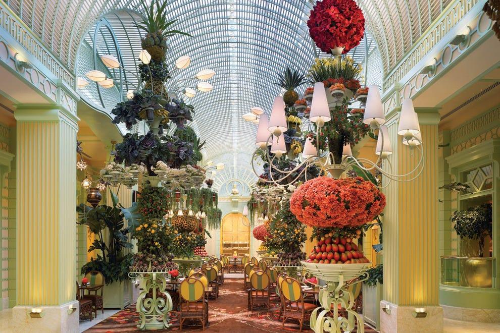 The Buffet At Wynn Las Vegas Las Vegas Restaurants Review 10Best Experts A