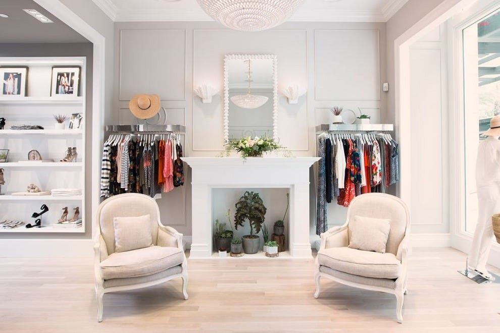 Joie, a boutique fashion chain specializing in chic yet casual design, has opened its first store in Arizona