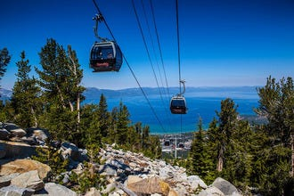 10 Best Sightseeing Spots in Tahoe on (and above) the Lake