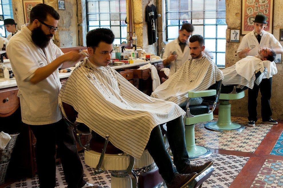 费加罗的理发店