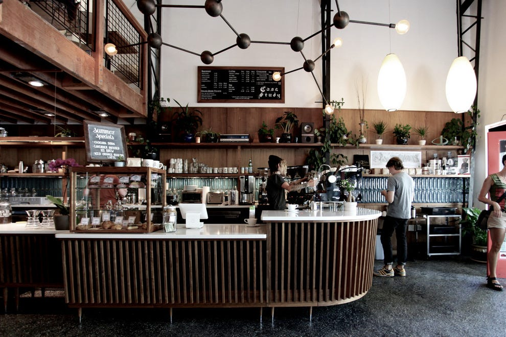Coffee Culture Some Of The Coolest Coffeeshops From Coast To Best com ...