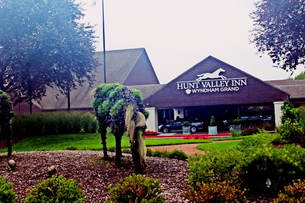 Hunt Valley Inn, a Wyndham Grand Hotel