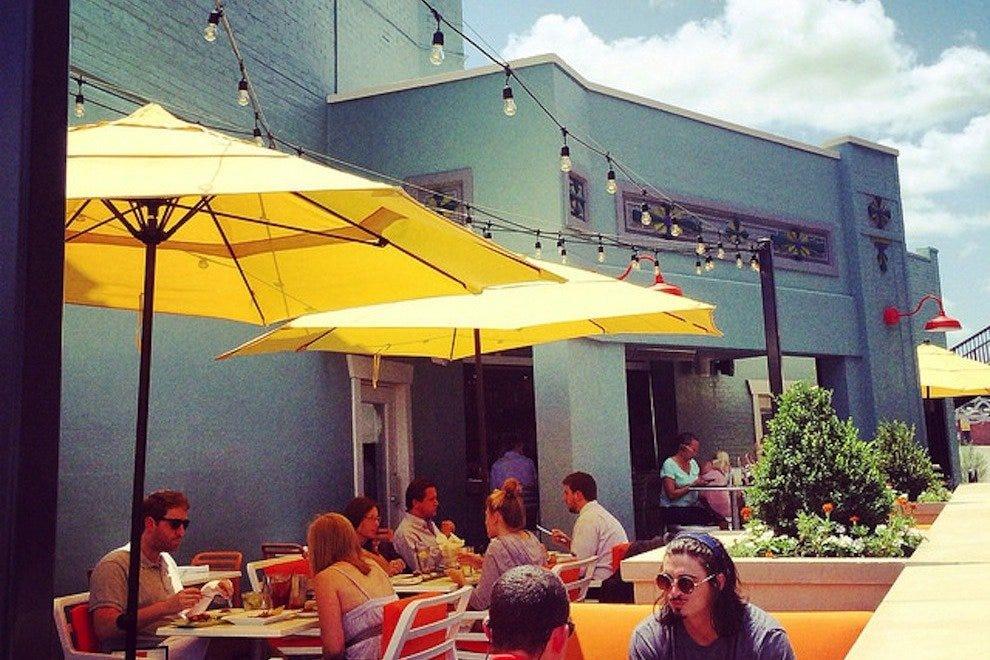 Restaurants Near High Point University