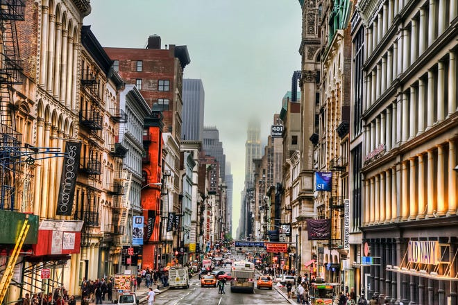 Nowhere Is New York When it Comes to Shopping