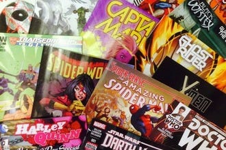 Find the Weird, the Wonderful and the Collectible at SuperVillian Comics