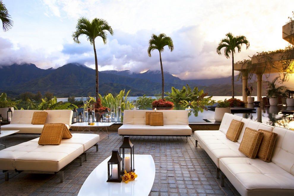 Best destination for luxury travelers winners 2015 10best for Best boutique hotels kauai
