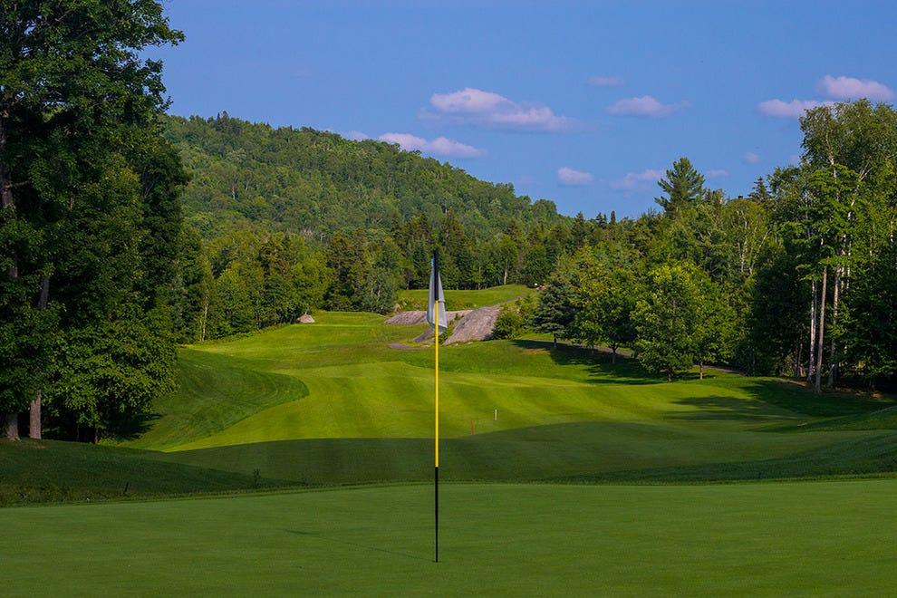 Le Geant高尔夫球场
