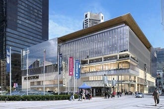 Nordstrom's Set to Open Vancouver Location in Fall 2015