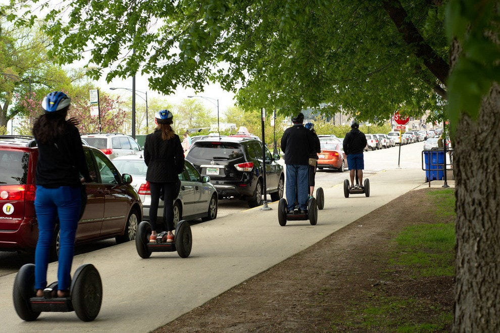 Philadelphia Segway Tours by Wheel Fun