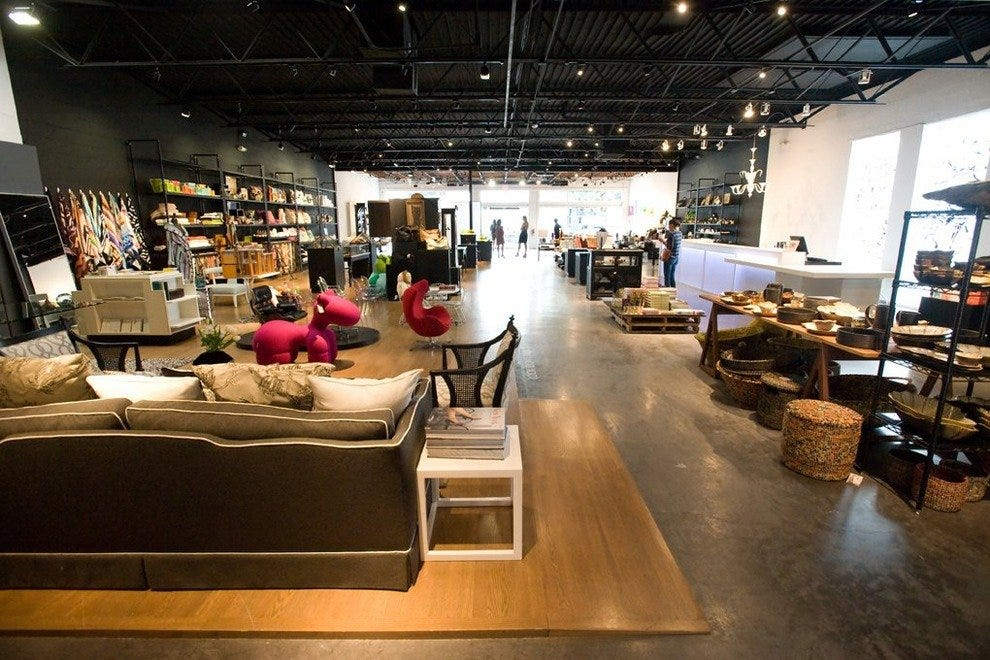 Nest Dallas Shopping Review