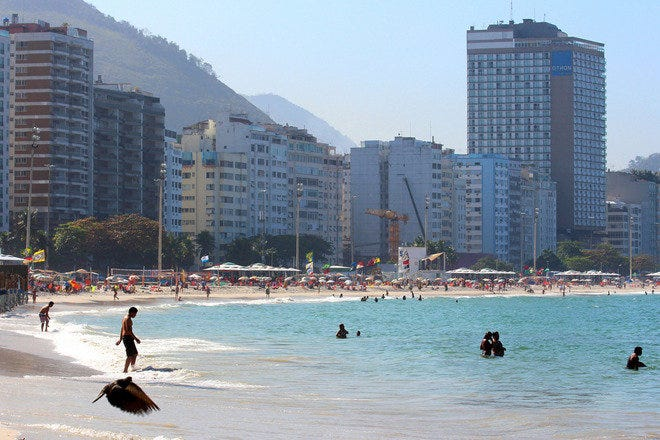 Copacabana's Best Beach Bars