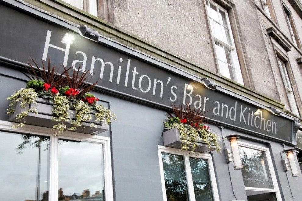 Hamiltons Bar and Kitchen