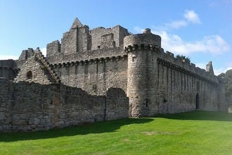 Craigmillar Castle: A Captivating, Romantic Find in Edinburgh