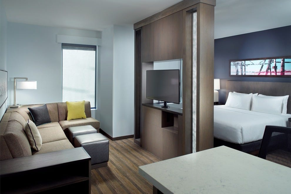 Hyatt house offers apartment like accommodations in - Cheap 2 bedroom suites in atlanta ga ...