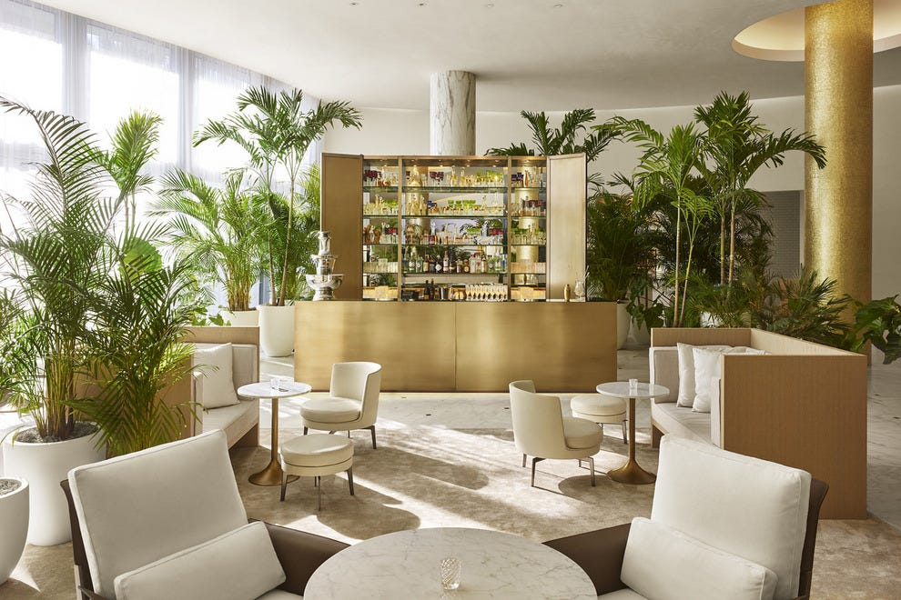 The Miami Beach EDITION is all swank and sophistication from the minute you walk inside