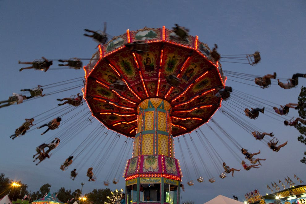 Best State Fairs: 2015 10Best Readers' Choice Travel Awards