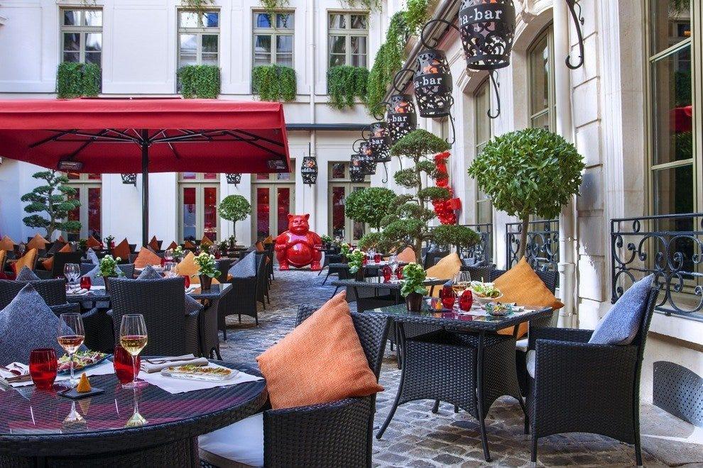 Paris value restaurants 10best bargain restaurant reviews for Restaurant avec patio paris