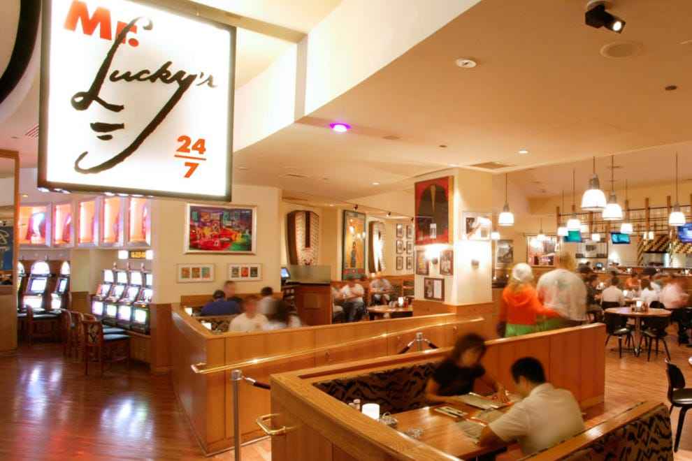 Mr Lucky 39 S 24 7 Las Vegas Restaurants Review 10Best Experts And Touri