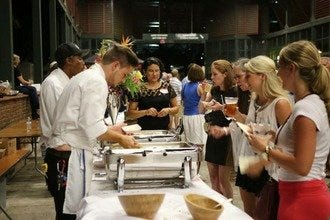 Eat, Drink and Judge at 2nd Annual Shrimp and Grits Charleston