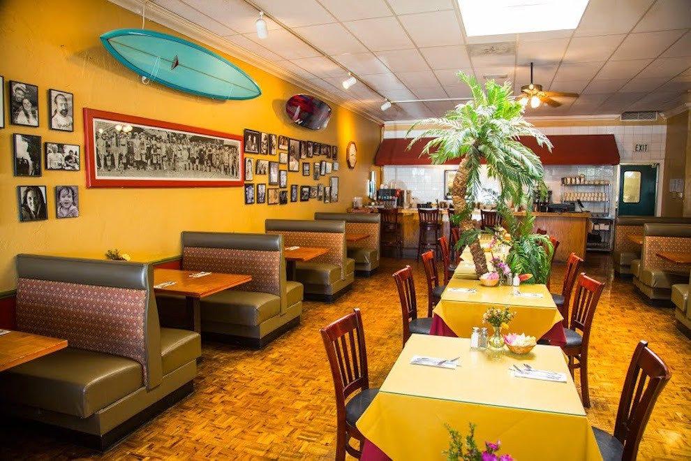 Food And Drink: Mesa Cafe: Santa Barbara Restaurants Review