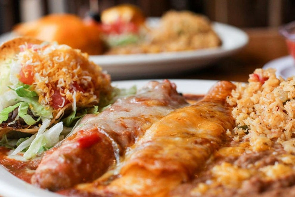 Best Mexican Food Near Tempe