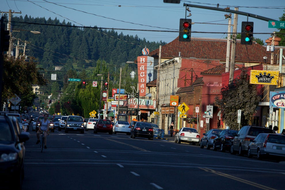 Things to do in Hawthorne District, Portland: Neighborhood Travel