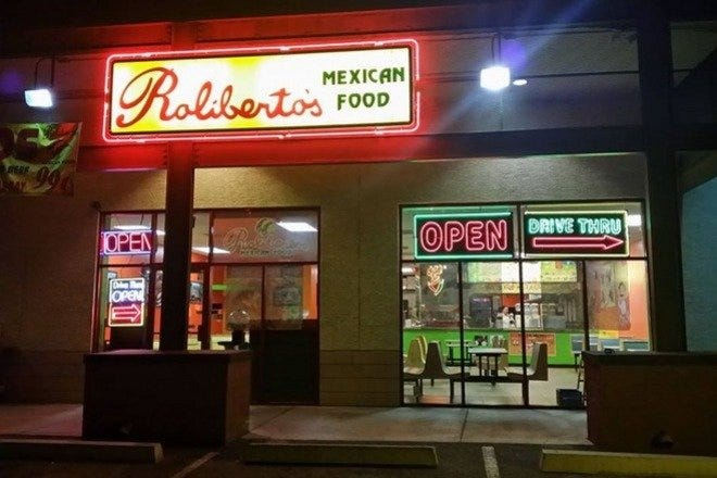 Roliberto's Mexican Food