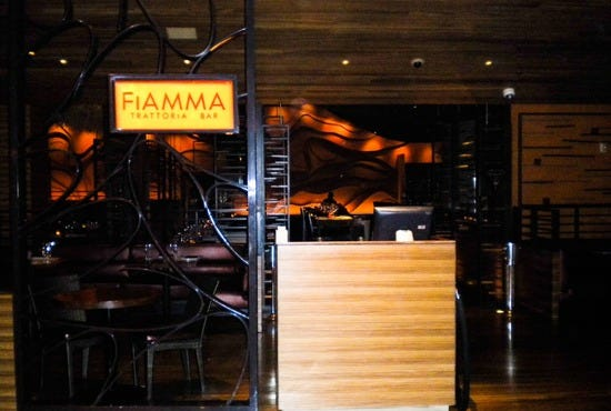 Fiamma Trattoria Las Vegas Restaurants Review 10Best Experts And Tourist R