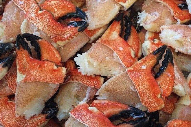 Seafood in Charleston