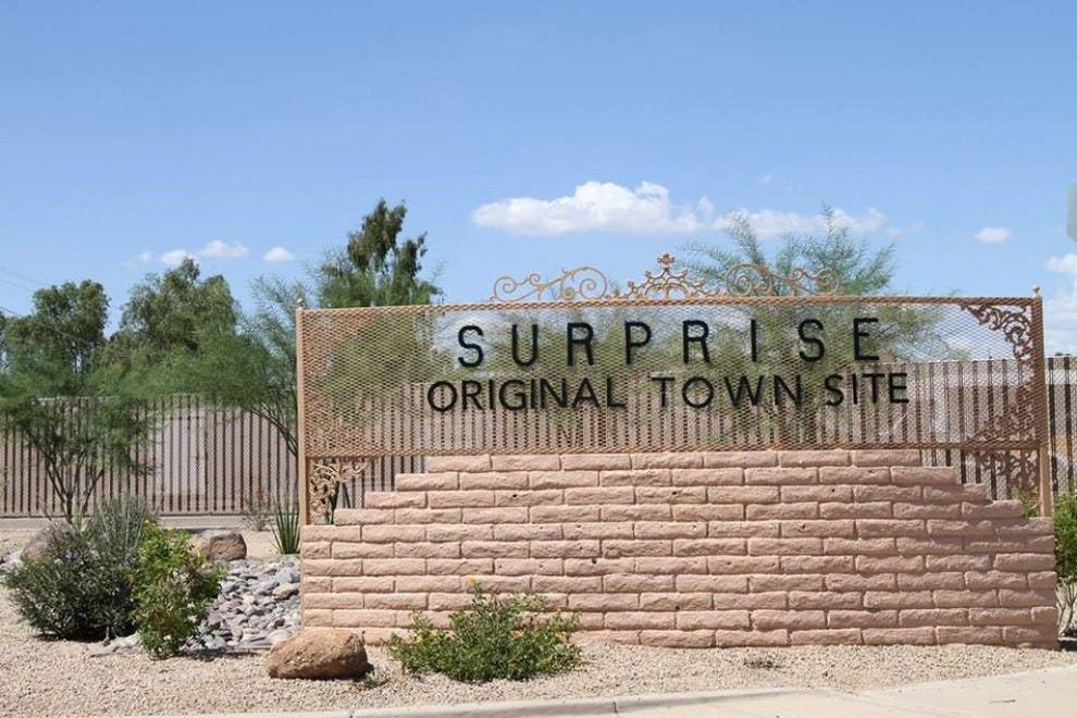 Things To Do In Surprise Phoenix Neighborhood Travel Guide
