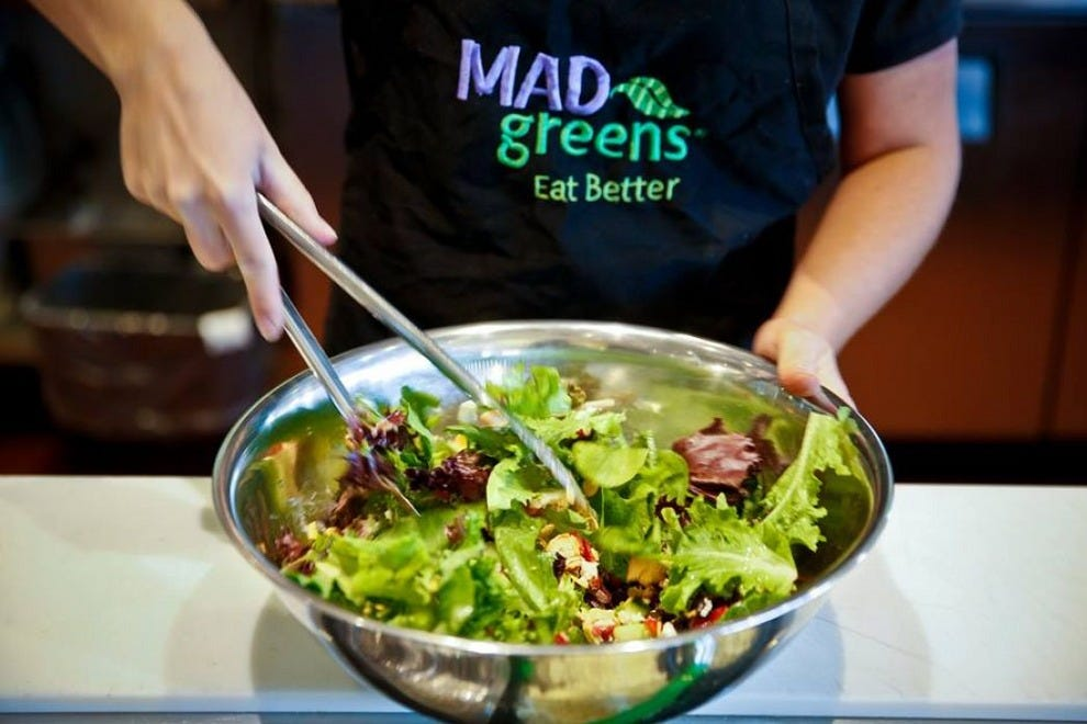 MAD Greens – a fast-casual chain that offers premium, made-to-order salads – has opened in Tempe