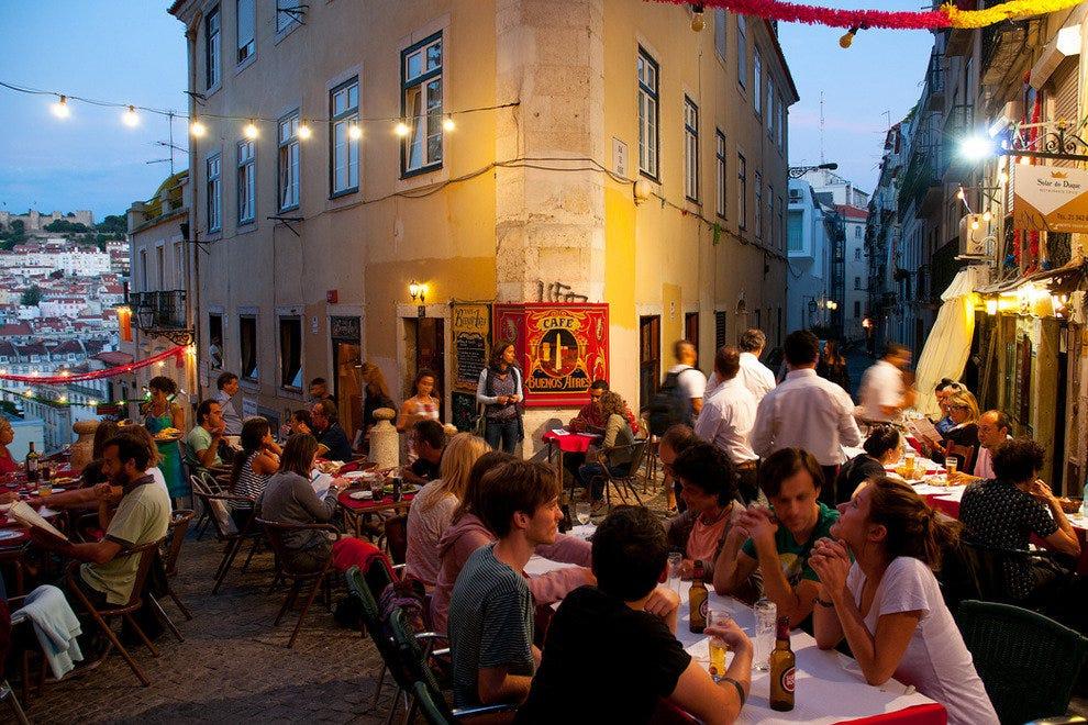 Café Buenos Aires Lisbon Restaurants Review 10best Experts And