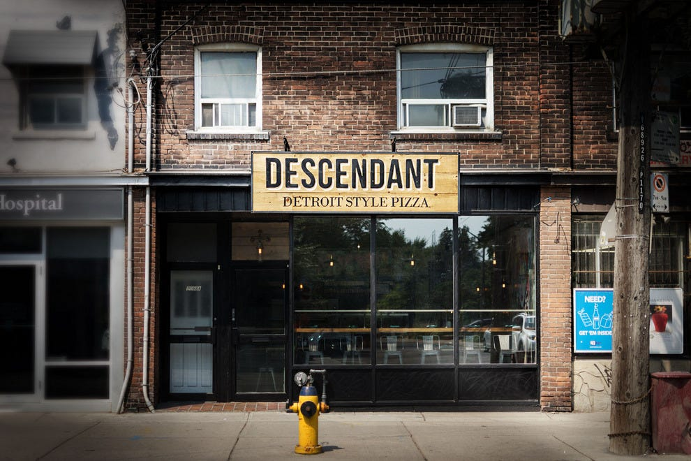 Leslieville has a new restaurant in town