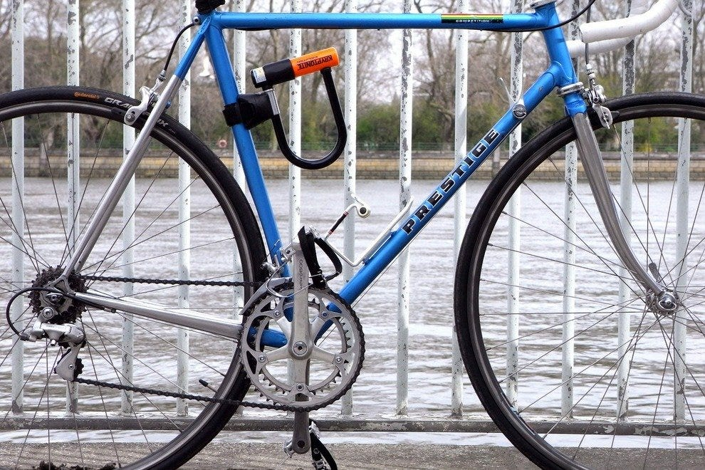 分离自行车和培训中心