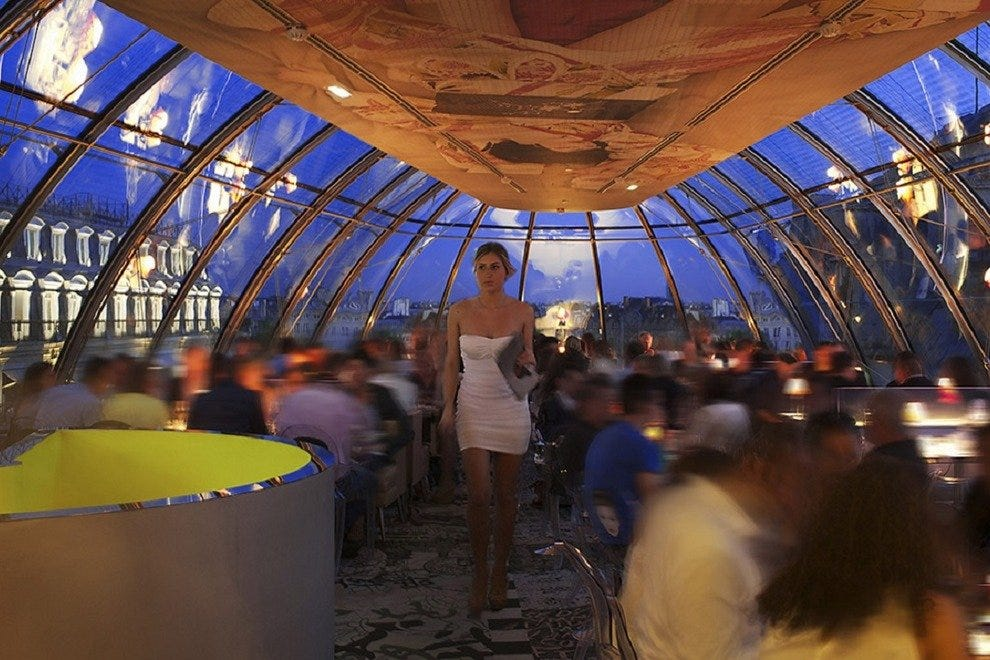 Kong: Paris Nightlife Review - 10Best Experts and Tourist ...