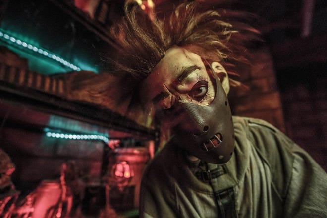 Halloween Scream Busch Gardens