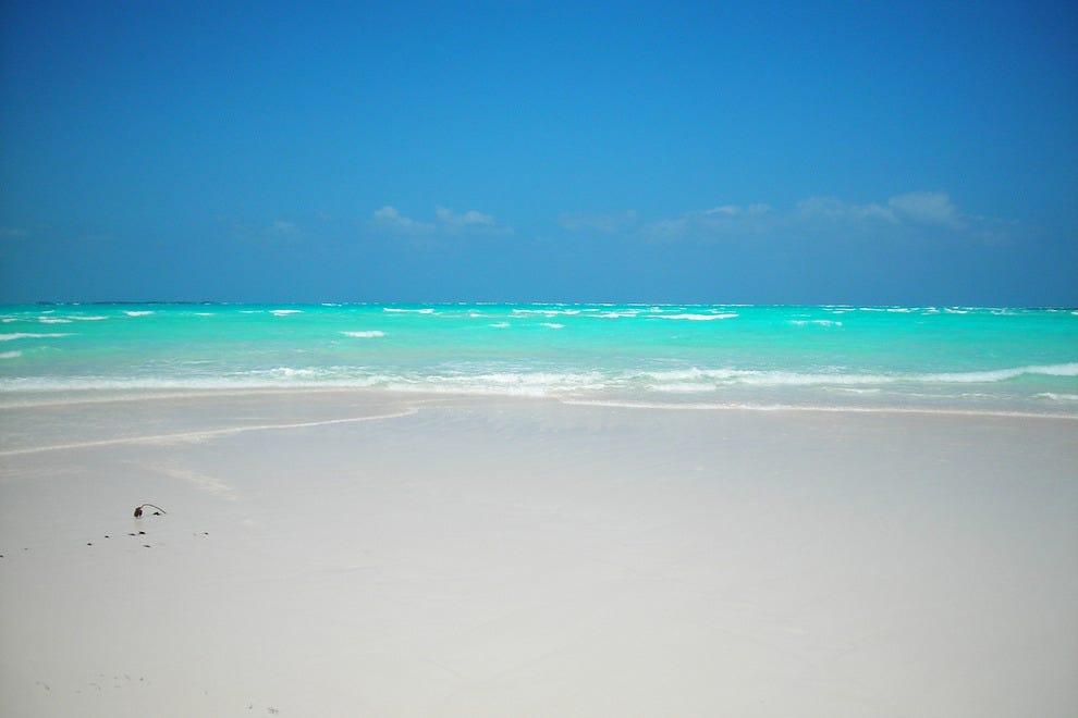 珊瑚海滩酒店和公寓