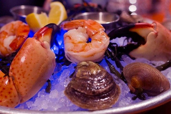 Restaurant Slideshow Seafood In Palm Beach West