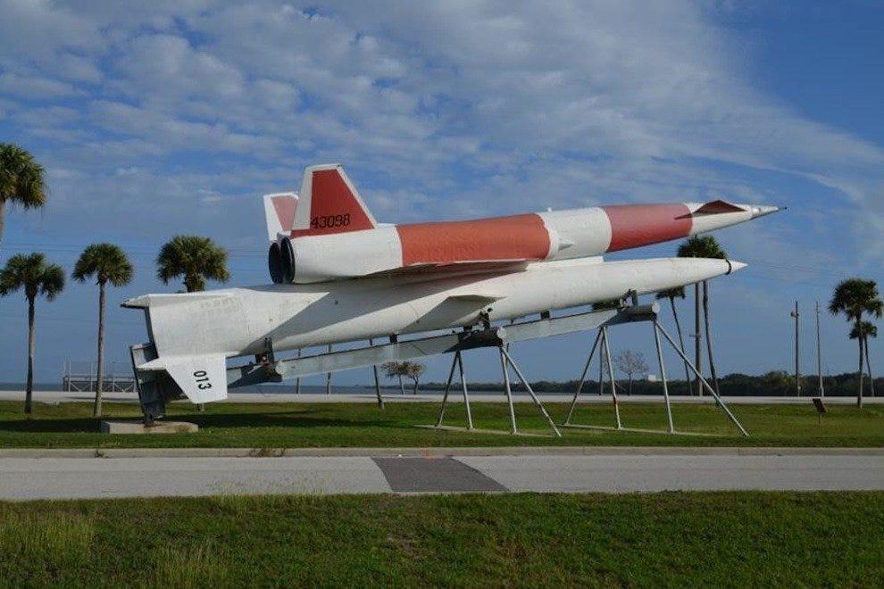 美国空军航天导弹博物馆