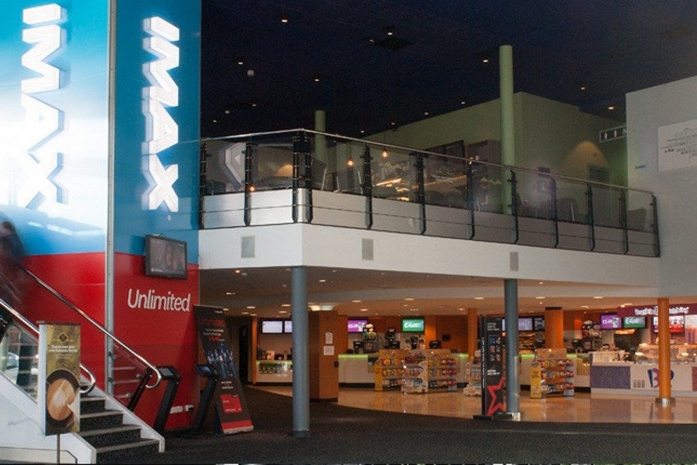 Cineworld Fountainbridge