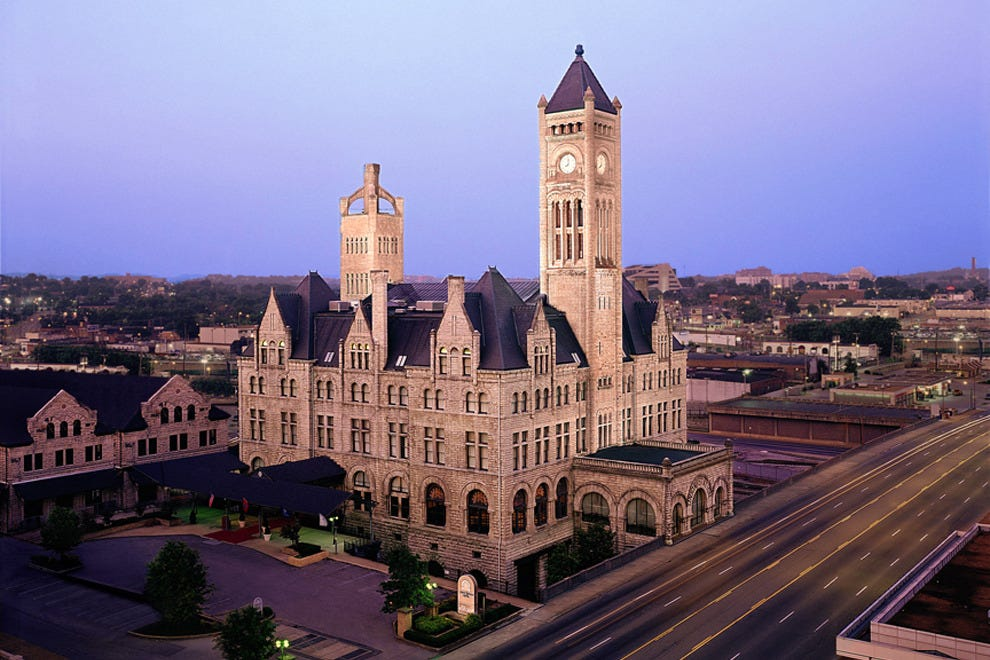 The Union Station Hotel