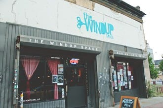 Offbeat Way to Spend Your Evening: Baltimore's The Windup Space