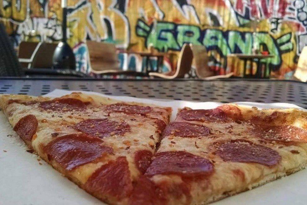 格兰大道披萨公司