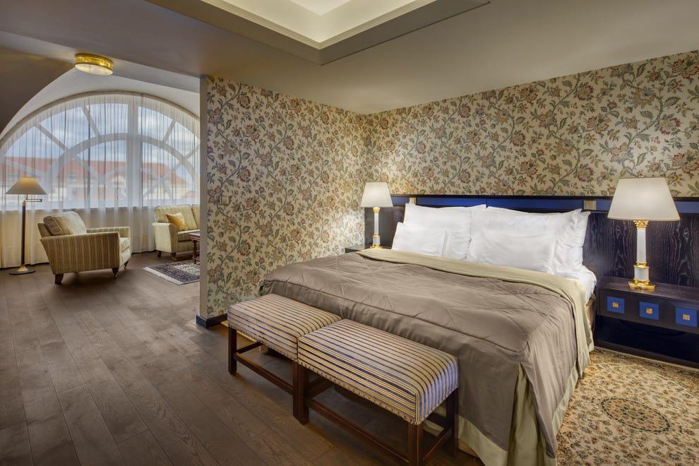 Hotel savoy prague prague hotels review 10best experts for Design hotel prague tripadvisor