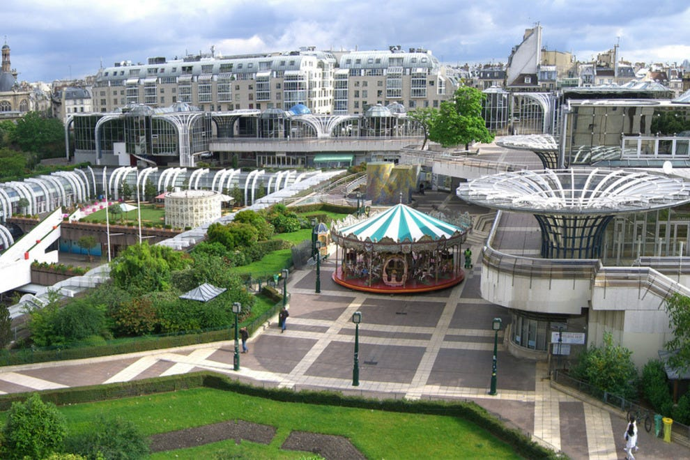 Best Restaurants In Les Halles Paris